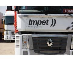 Transport Rumunia, Grecja i Niemcy